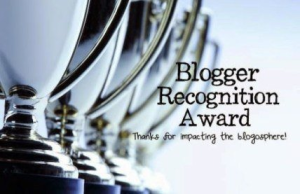 bloggers recognition