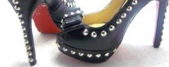 Free-shipping-Sandals-Womens-Shoes-Size-Dress-Shoes-Rivet-Black-Genuine-Leather-Shoes-Wholesale-Wedding-Shoes (2)